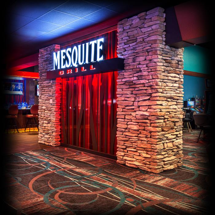 mesquite grill - restaurant