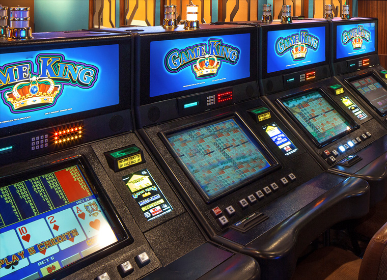 slots at spirit mountain casino